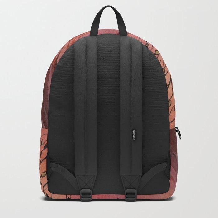 Track 8: Keeping secrets Backpack