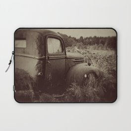 The Past Laptop Sleeve