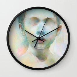 Open the eyes Wall Clock