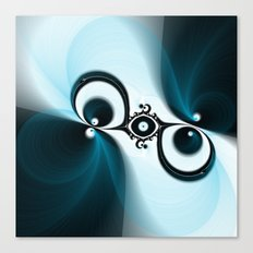 Mystic Magnetism Canvas Print