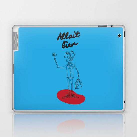 """The Ink - """"Bien"""" Laptop & iPad Skin"""