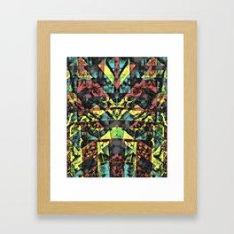 Mad Coil Framed Art Print