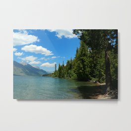 Will You Remenber Me Metal Print