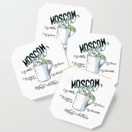 Moscow Mule Coaster
