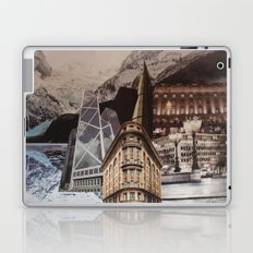 In the Middle of Somewhere Laptop & iPad Skin