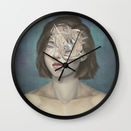 Vertices Wall Clock