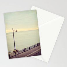 The morning calm Stationery Cards