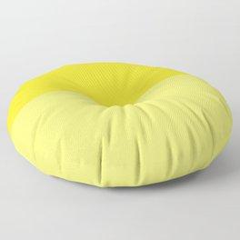 Banana Custard Floor Pillow