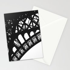 Eiffel Detail Stationery Cards