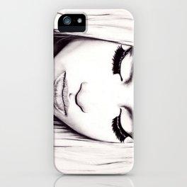 Nicki  iPhone Case