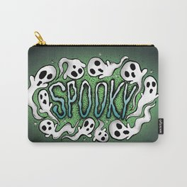 Spooky Ghosts for Halloween Carry-All Pouch