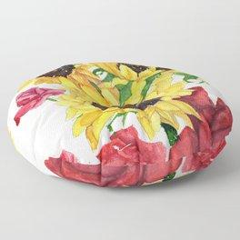 Happy Life Floor Pillow