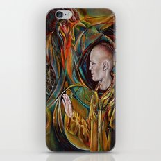GUIDED BY THE UNIVERSE iPhone & iPod Skin