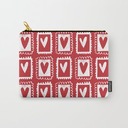 Send My Love Carry-All Pouch