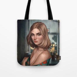 We were never here Tote Bag