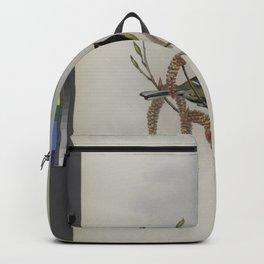 065 Parus major. Great Tit Backpack