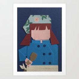 Sookie St James Fanart Art Print