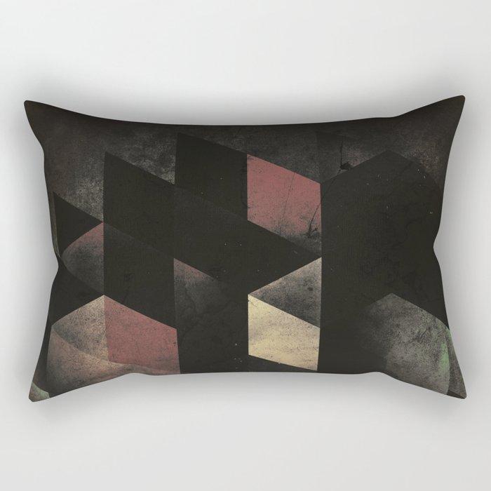 th' cyge Rectangular Pillow