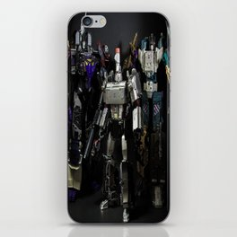 """""""DEADLY TRIO""""  iPhone Skin"""