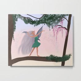 Fairy dance Metal Print