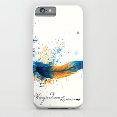 Wingardium Leviosa iPhone 6 Slim Case