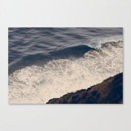 Vintage Ocean 08 Canvas Print