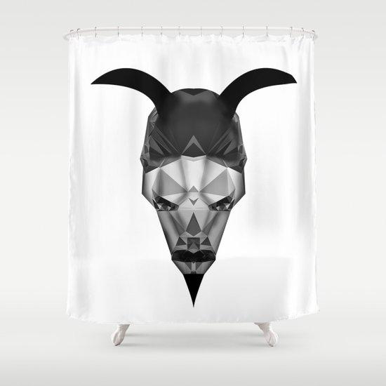 Darko Shower Curtain