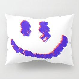 3D Smiley Face Pillow Sham