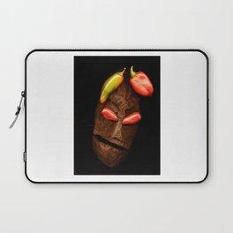 Copperhead mask_057 Laptop Sleeve
