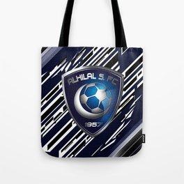 Al-Hilal FC Tote Bag