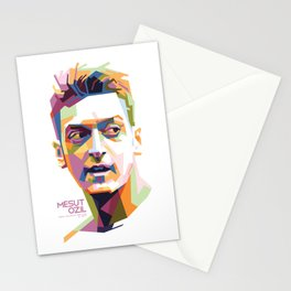 Mesut Ozil WPAP 1 Stationery Cards