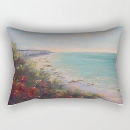 Un ete en Normandie Rectangular Pillow