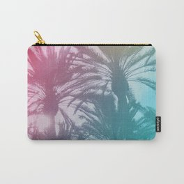 Rainbow Palm Trees Carry-All Pouch