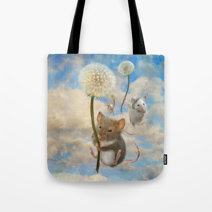 Dandemouselings Tote Bag