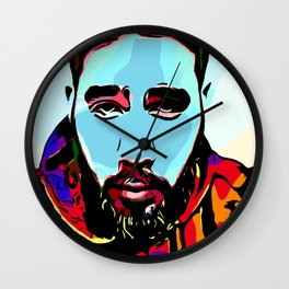 For Donny Wall Clock