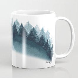In The Trees by Rachel Whitehurst Coffee Mug