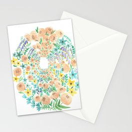 in the valley Stationery Cards