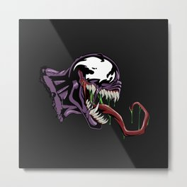 Ultimate venom Metal Print