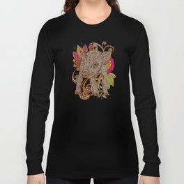 Paisley Piggy Long Sleeve T-shirt