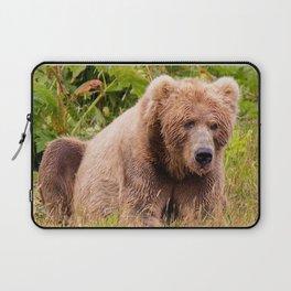 Brown Bear Kodiak Laptop Sleeve