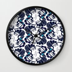 Minoan Ladies I Wall Clock