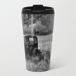 The two Old Timers Travel Mug
