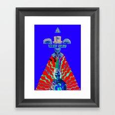 The Last Scene Framed Art Print