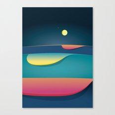 Venus is always there Canvas Print