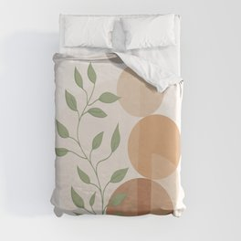 Abstract Rock Geometry 19 Duvet Cover