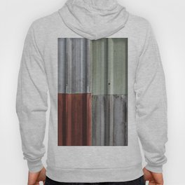 Corrugated Iron Hoody