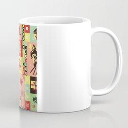 Christmas Geometric Pattern No. 2. Coffee Mug