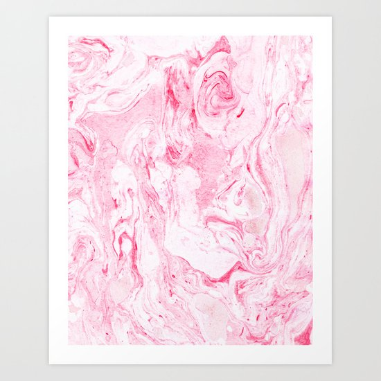 Candied Marble #society6 #decor #buyart Art Print