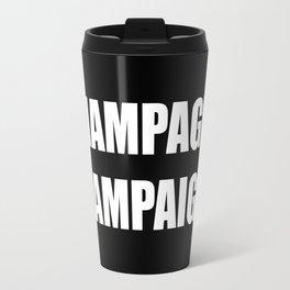 Champagne Campaign Mmm Bubbles Travel Mug