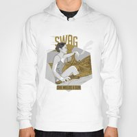 swag Hoodies featuring SWAG by RJ Artworks